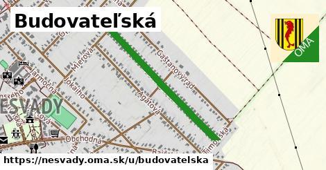 ilustrácia k Budovateľská, Nesvady - 0,72km
