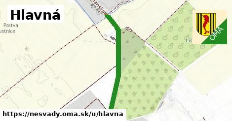 ilustrácia k Hlavná, Nesvady - 0,96km