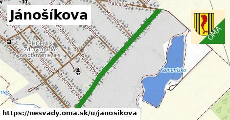 ilustrácia k Jánošíková, Nesvady - 0,90km