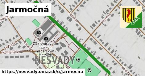 ilustrácia k Jarmočná, Nesvady - 218m