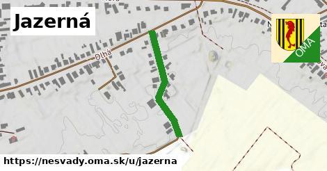 ilustrácia k Jazerná, Nesvady - 262m