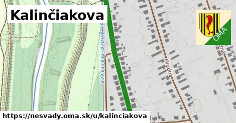 ilustrácia k Kalinčiaková, Nesvady - 405m