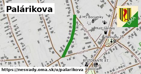 ilustrácia k Palariková, Nesvady - 219m