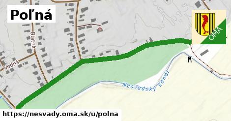 ilustrácia k Poľná, Nesvady - 0,74km