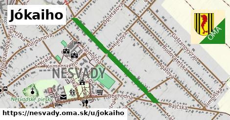 ilustrácia k Jókaiho, Nesvady - 0,77km