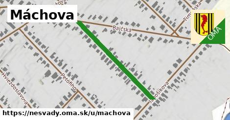 ilustrácia k Máchova, Nesvady - 354m