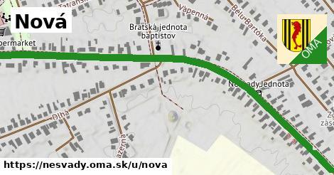 ilustrácia k Nová, Nesvady - 1,06km