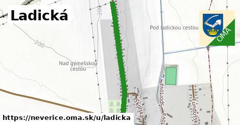 ilustrácia k Ladická, Neverice - 0,78km