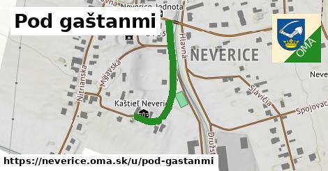 ilustrácia k Pod gaštanmi, Neverice - 574m