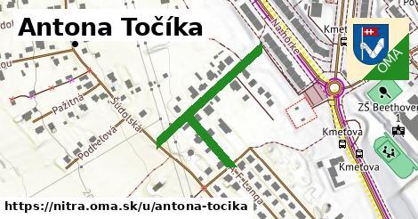 ilustračný obrázok k Antona Točíka, Nitra