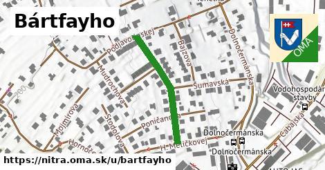 ilustračný obrázok k Bártfayho, Nitra
