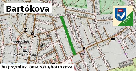 ilustračný obrázok k Bartókova, Nitra