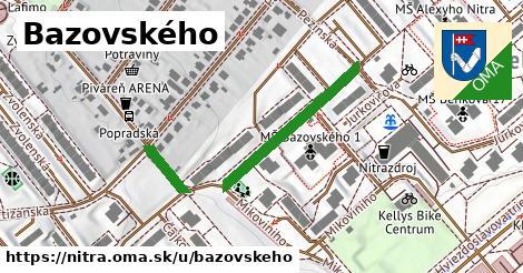 ilustrácia k Bazovského, Nitra - 346m