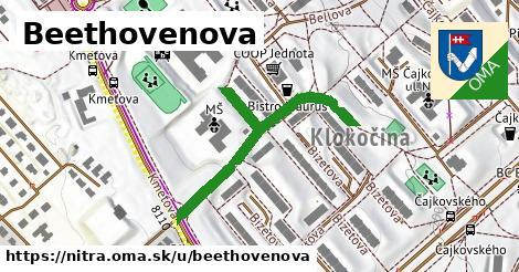 ilustračný obrázok k Beethovenova, Nitra