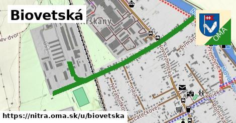 ilustrácia k Biovetská, Nitra - 1,20km