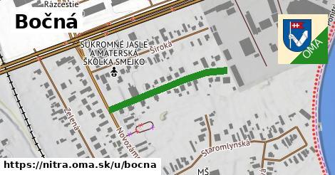 ilustrácia k Bočná, Nitra - 278m