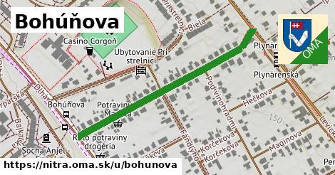 ilustračný obrázok k Bohúňova, Nitra
