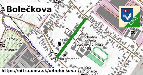 ilustračný obrázok k Bolečkova, Nitra
