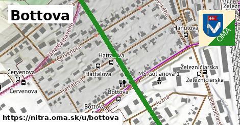 ilustrácia k Bottova, Nitra - 580m