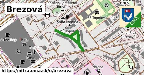 ilustrácia k Brezová, Nitra - 306m