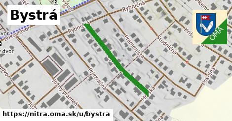 ilustračný obrázok k Bystrá, Nitra