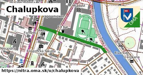ilustrácia k Chalupkova, Nitra - 414m