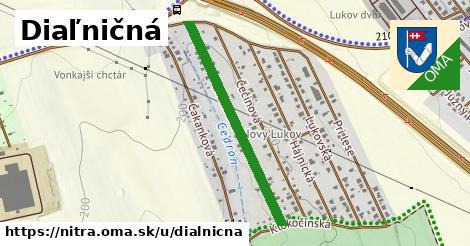ilustračný obrázok k Dialničná, Nitra