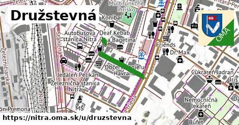 ilustračný obrázok k Družstevná, Nitra