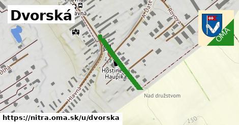 ilustrácia k Dvorská, Nitra - 213m
