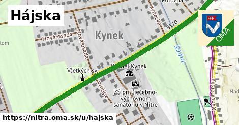 ilustrácia k Hájska, Nitra - 0,79km