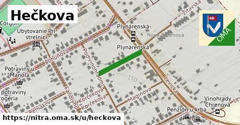 ilustrácia k Hečkova, Nitra - 152m