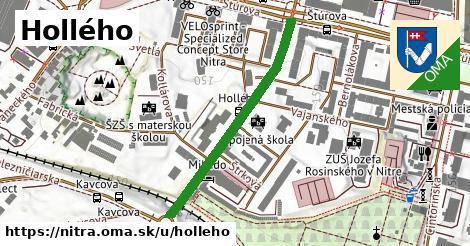 ilustrácia k Hollého, Nitra - 380m