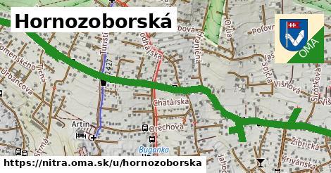 ilustrácia k Hornozoborská, Nitra - 2,2km