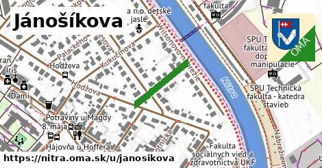 ilustrácia k Jánošíkova, Nitra - 159m