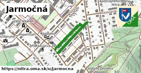 ilustrácia k Jarmočná, Nitra - 231m