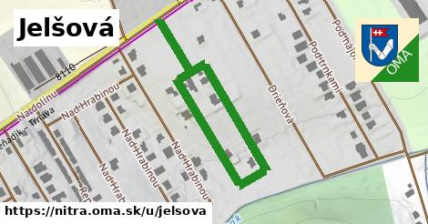 ilustrácia k Jelšová, Nitra - 643m