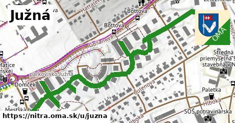 ilustrácia k Južná, Nitra - 1,05km