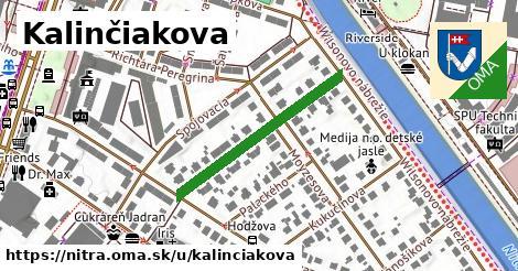 ilustrácia k Kalinčiakova, Nitra - 296m