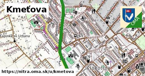 ilustračný obrázok k Kmeťova, Nitra