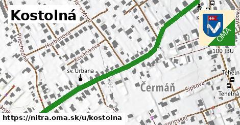 ilustrácia k Kostolná, Nitra - 0,72km