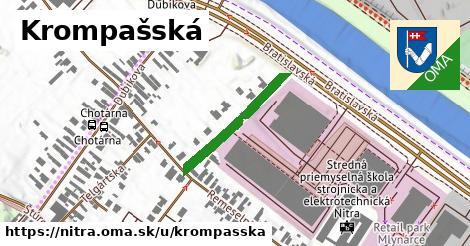 ilustrácia k Krompašská, Nitra - 224m