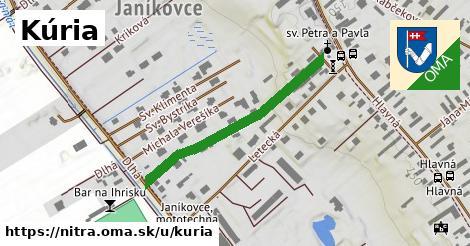 ilustračný obrázok k Kúria, Nitra