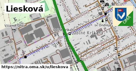 ilustrácia k Liesková, Nitra - 0,96km