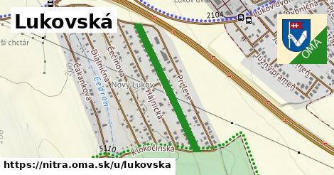 ilustračný obrázok k Lukovská, Nitra