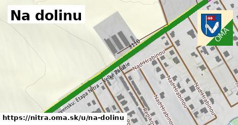 ilustrácia k Na dolinu, Nitra - 0,74km