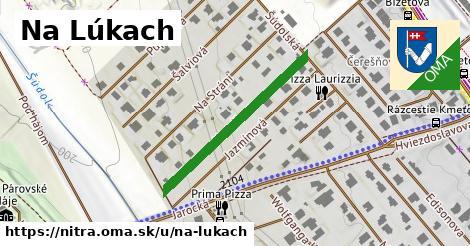 ilustrácia k Na Lúkach, Nitra - 314m