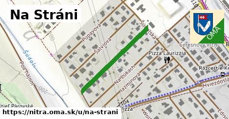 ilustrácia k Na Stráni, Nitra - 302m