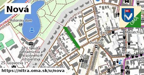 ilustrácia k Nová, Nitra - 135m