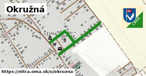 ilustrácia k Okružná, Nitra - 451m