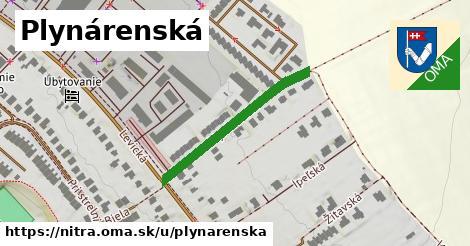 ilustrácia k Plynárenská, Nitra - 293m